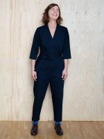 Assembly Line - The V- Neck Jumpsuit