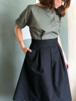 Assembly Line - The Three Pleat Skirt