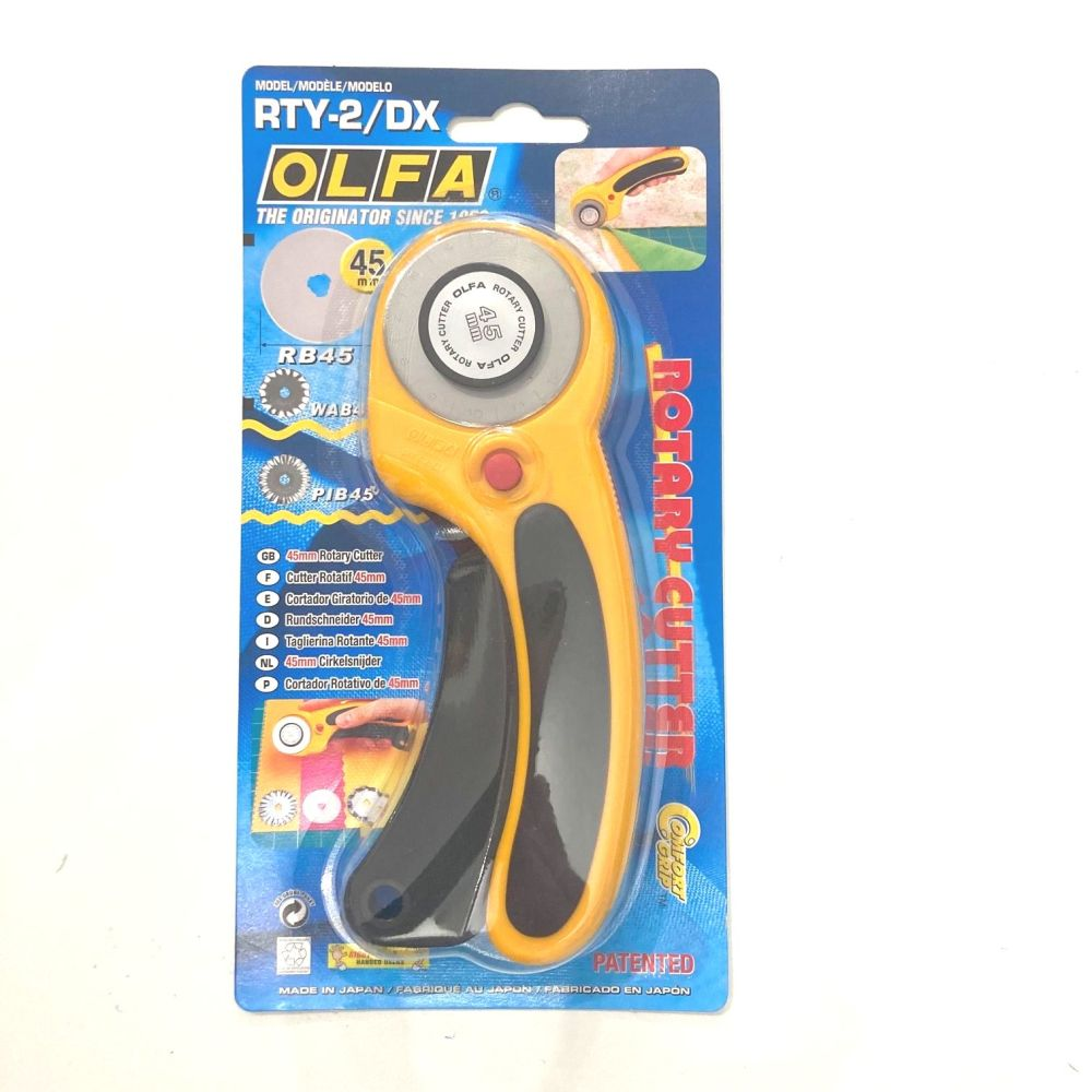 Rotary Cutter - Olfa Deluxe