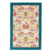Cotton Tea Towel - Bountiful Floral