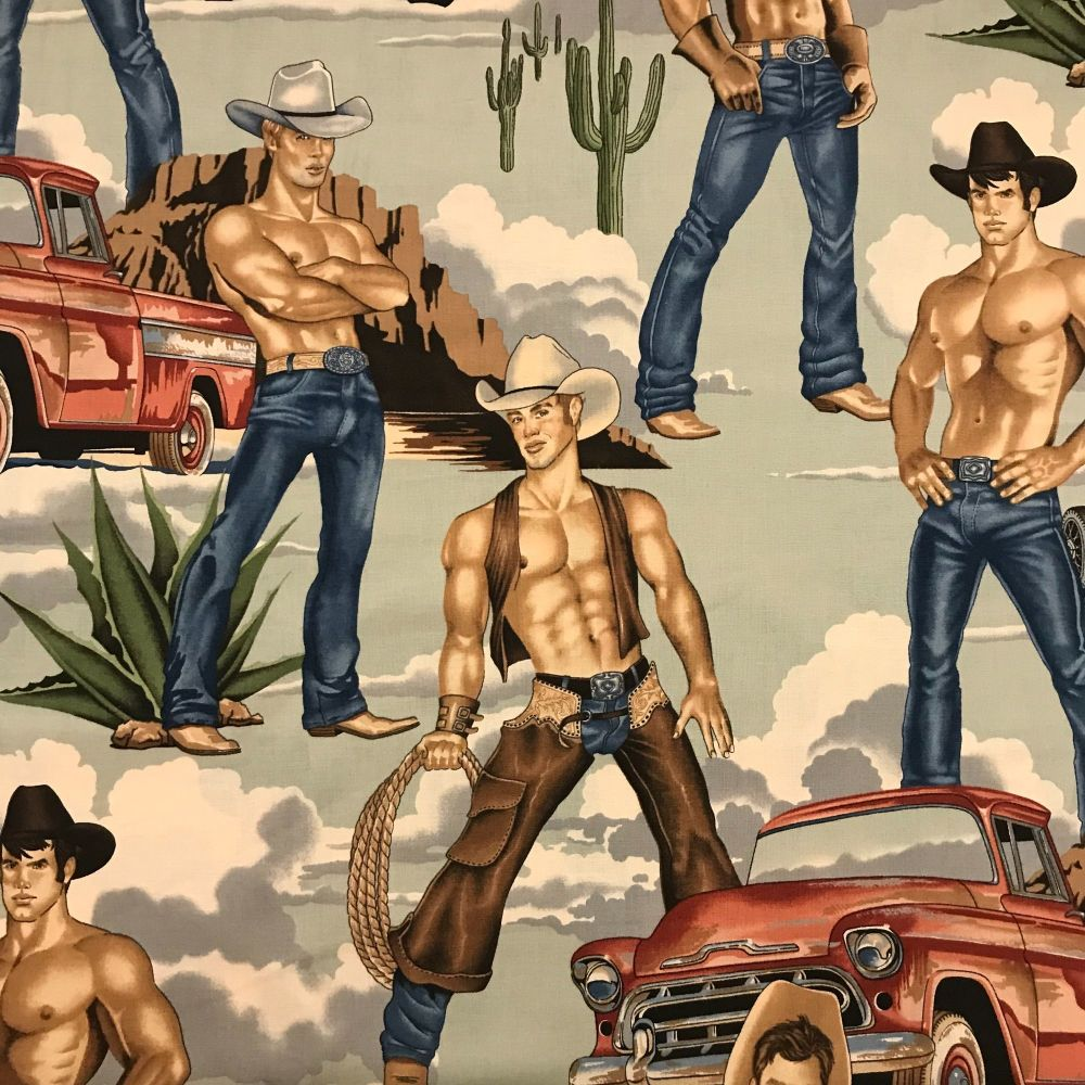 Wranglers by Alexander Henry