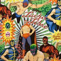 Super Lucha Libre -   Alexander Henry Fabric