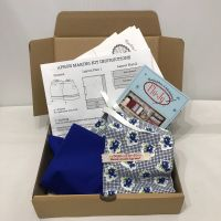 Flo-Jo Apron Kit - Blue Rose
