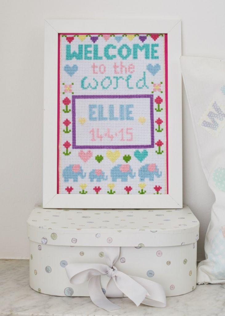 Baby Sampler Gift Kit