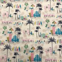 Ocean Drive - Cotton Fabric by Dashwood - SALE