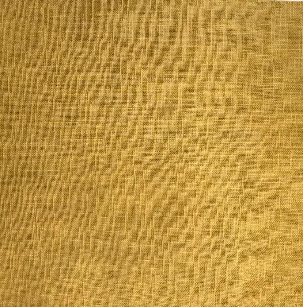Linen - Mustard