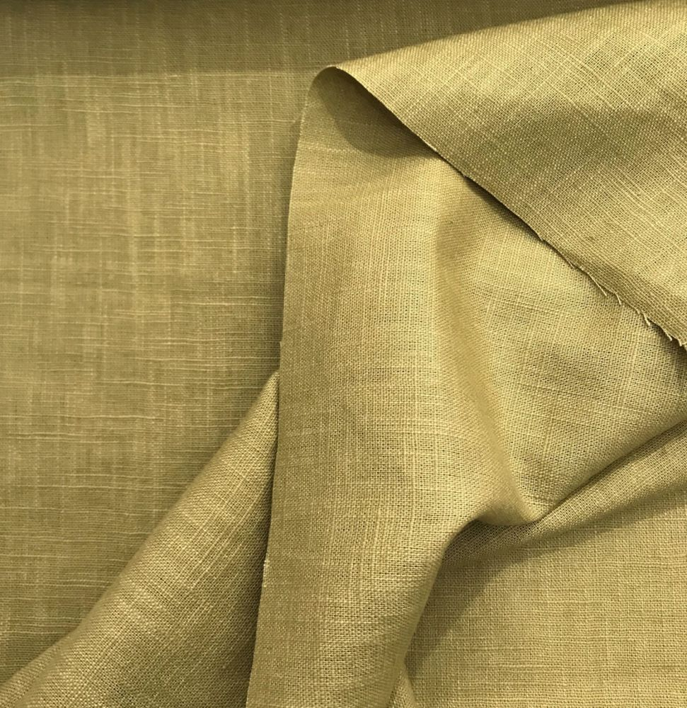 Washed Linen - Lime