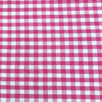 Gingham -Yarn Dyed Pink