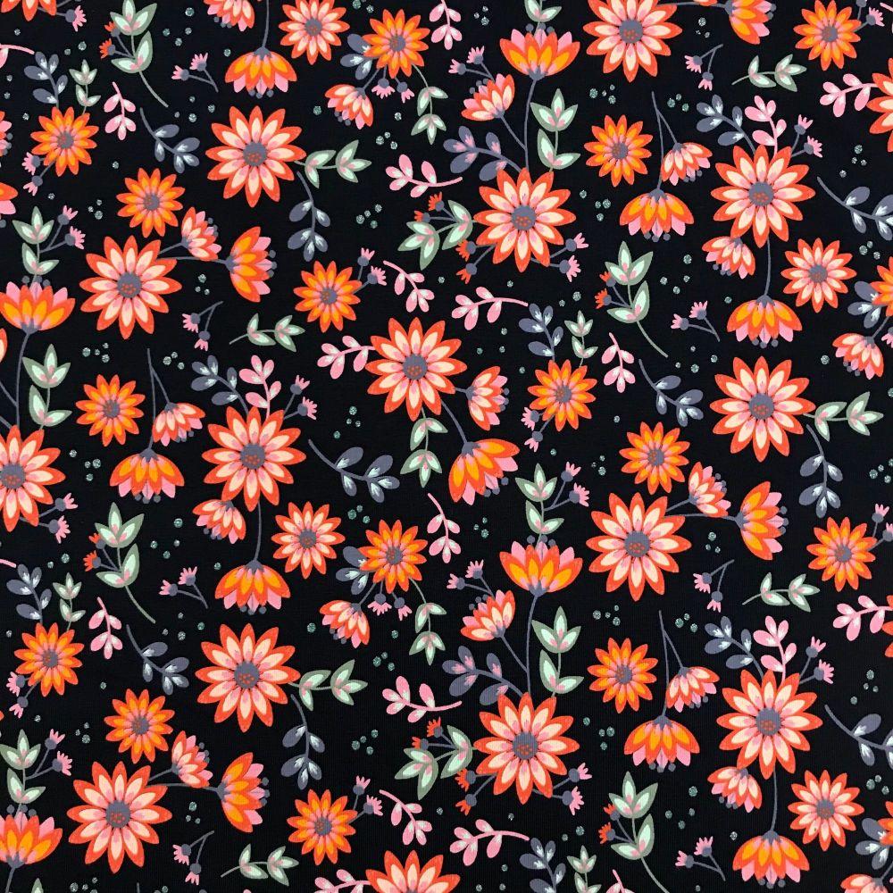 Jersey - Folk Flower