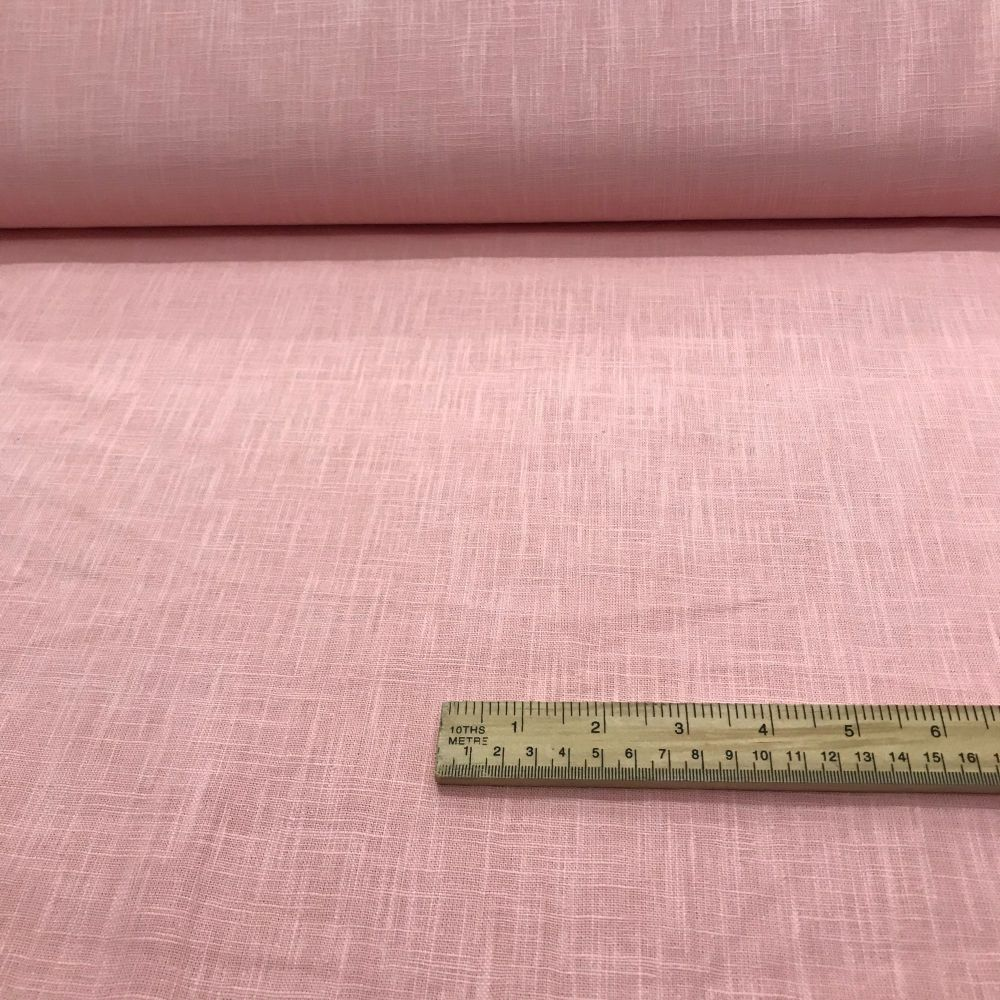 Linen - Pink