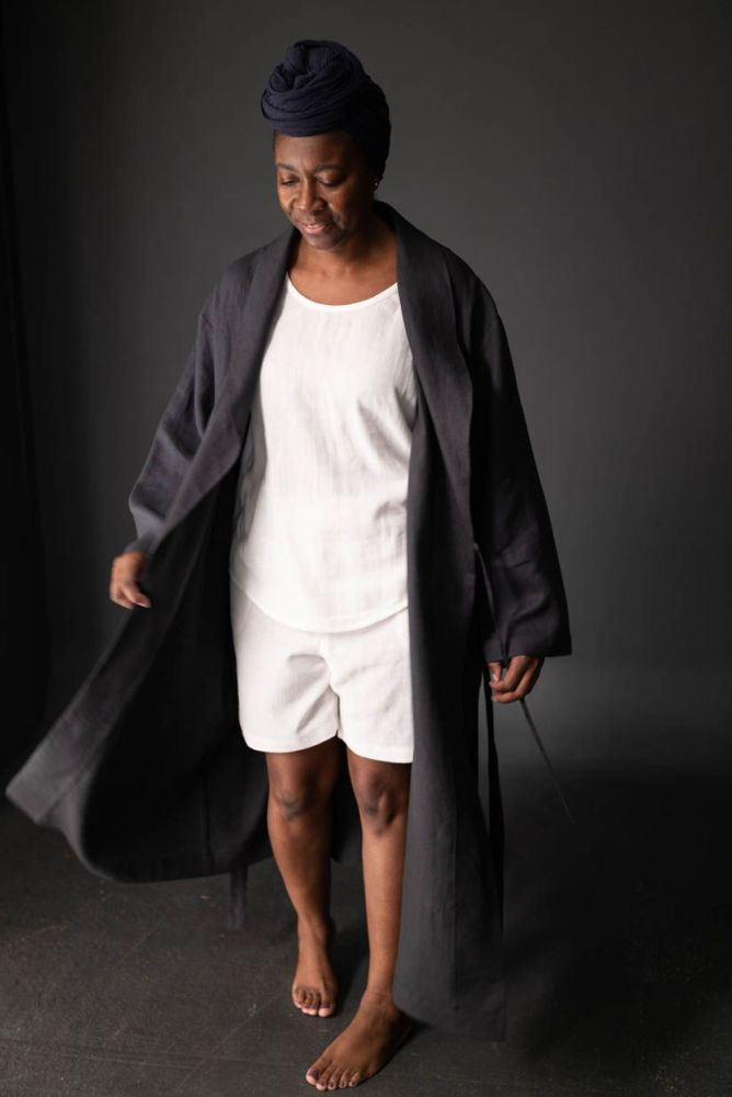 Merchant and Mills- Sunday Dressing Gown