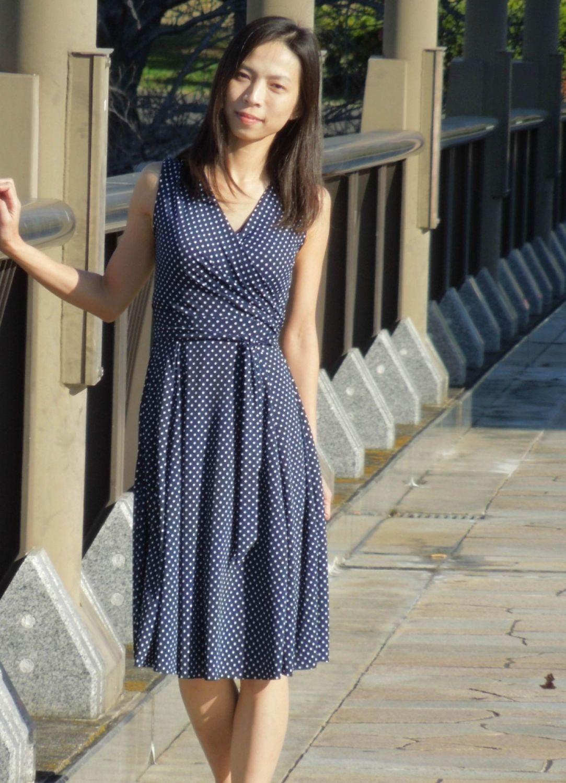 Wardrobe by Me -  Wanda Wrap Dress