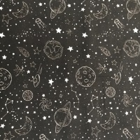 Outer Space Ship by Craft Cotton Company