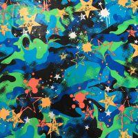 Bright Stars - Swimwear Fabric