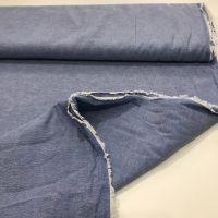 Linen - Light Blue Shirting Chambray