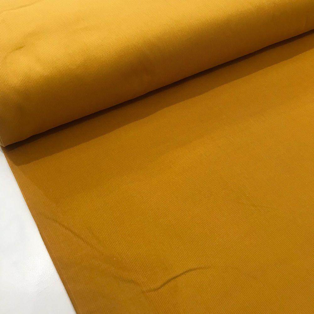 Needle Cord - Mustard