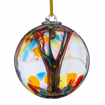 Spirit Ball 15cm multi bright