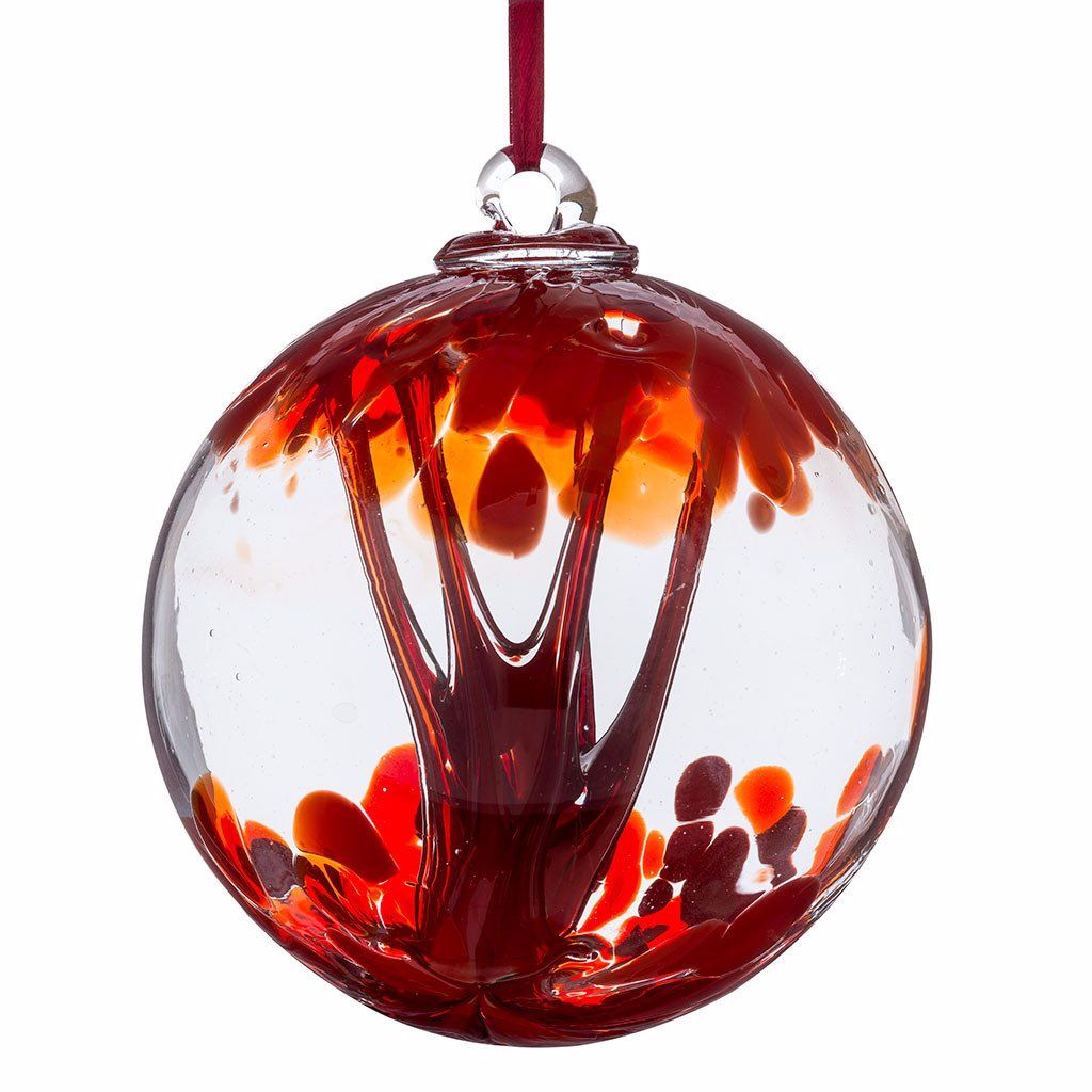 Spirit Ball 10cm red