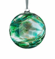 05 FRIENDSHIP BALL 10cm EMERALD