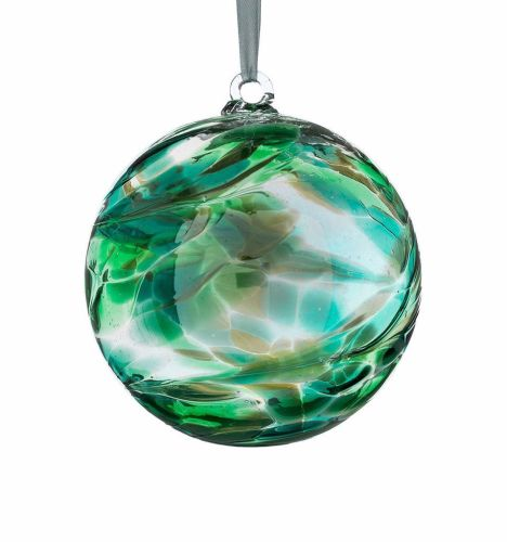 Birthstone Ball 10cm May emerald