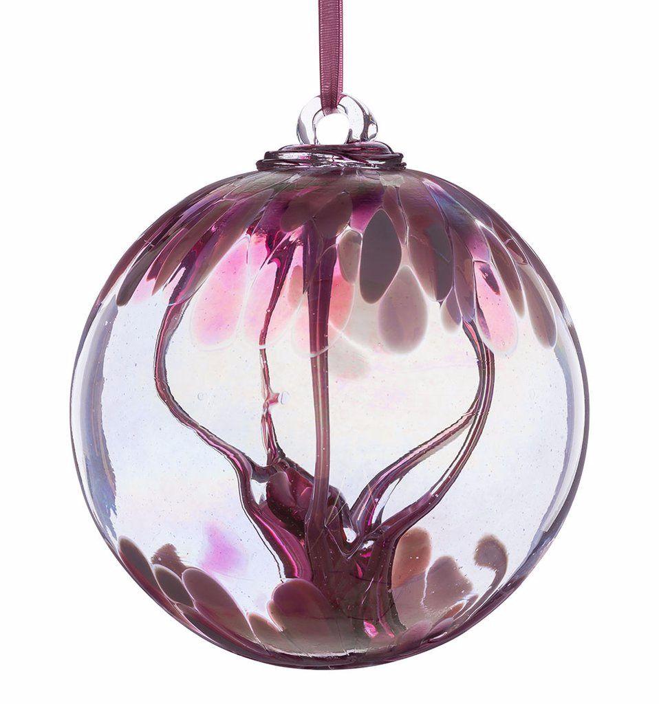 Spirit Ball 10cm pastel pink