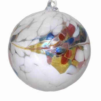Friendship Ball 10cm white