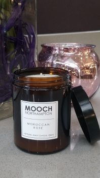 MOOCH CANDLE - MOROCCAN ROSE