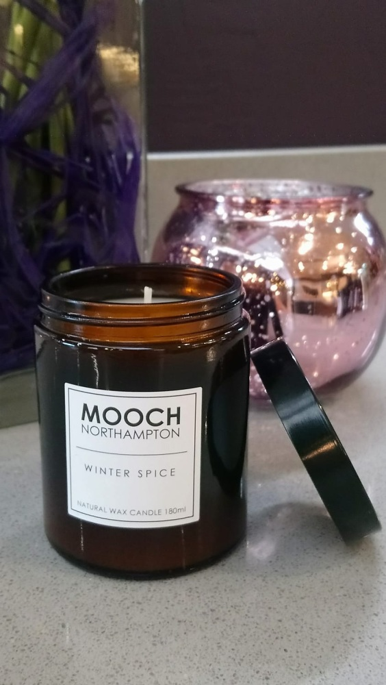 MOOCH CANDLE - WINTER SPICE