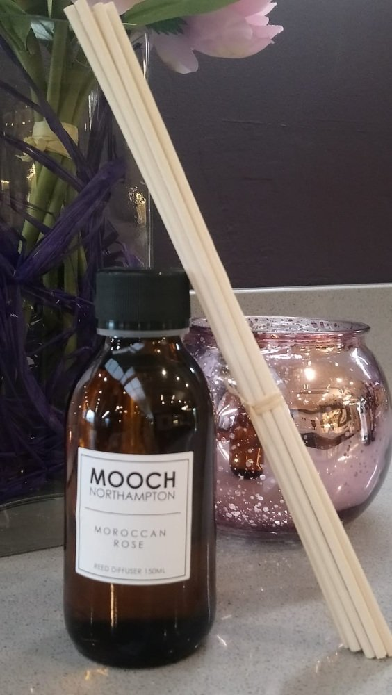 MOOCH ROOM DIFFUSER 150ML - MOROCCAN ROSE