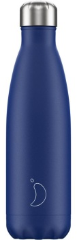 CHILLY'S BOTTLE 500ML - [MATTE] BLUE