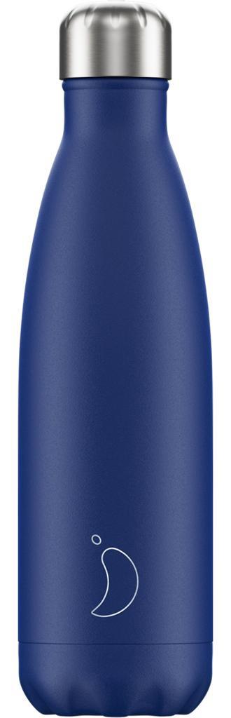 CHILLY'S BOTTLE 500ML - [MATTE] BLUE
