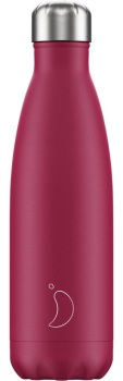 CHILLY'S BOTTLE 500ML - [MATTE] PINK