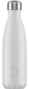 CHILLY'S BOTTLE 500ML - [MONOCHROME] WHITE