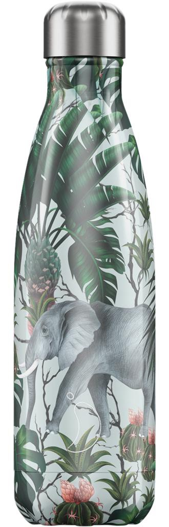 CHILLY'S BOTTLE 500ML - [TROPICAL] ELEPHANT