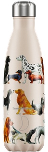 CHILLY'S BOTTLE 500ML - [EMMA BRIDGEWATER] DOGS