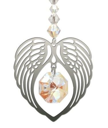 MOOCH GIFTS - ANGELS AND ANGEL WING CRYSTALS