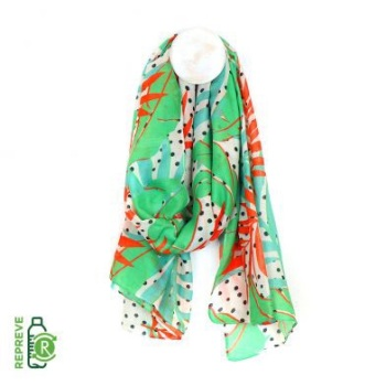 VIBRANT SUMMER SCARF (51404)