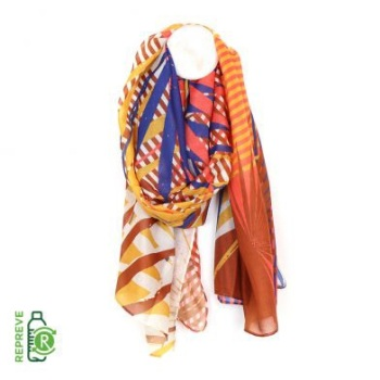 VIBRANT SUMMER SCARF (51400)