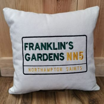 Northampton Saints Cushion (various fabrics available)