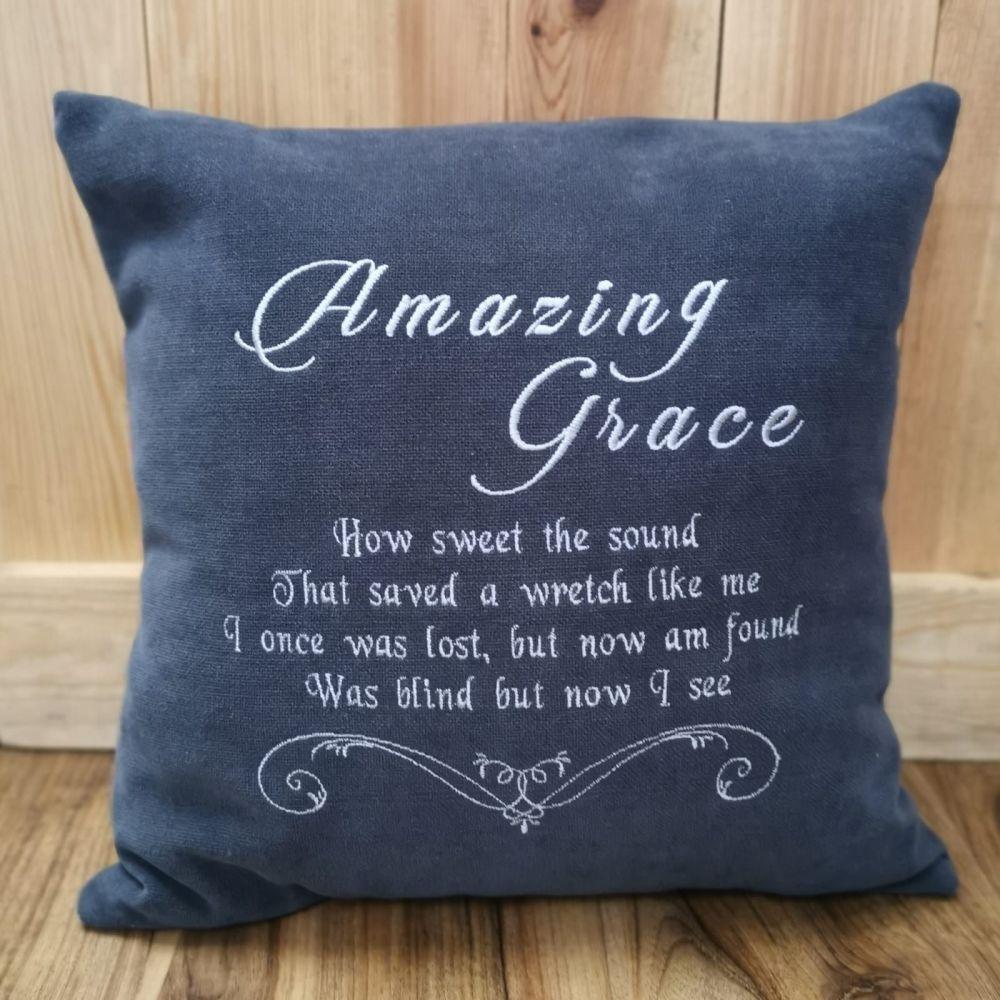 Olney Home of Amazing Grace - Cushion