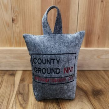 County Ground (Northamptonshire County Cricket) Doorstop