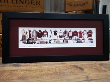 COBBLERS SHIRT  PRINT IN MOUNT (UNFRAMED)