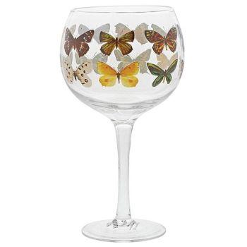 Copa Glass - Butterfly