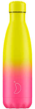 CHILLY'S BOTTLE 500ML - [GRADIENT) NEON