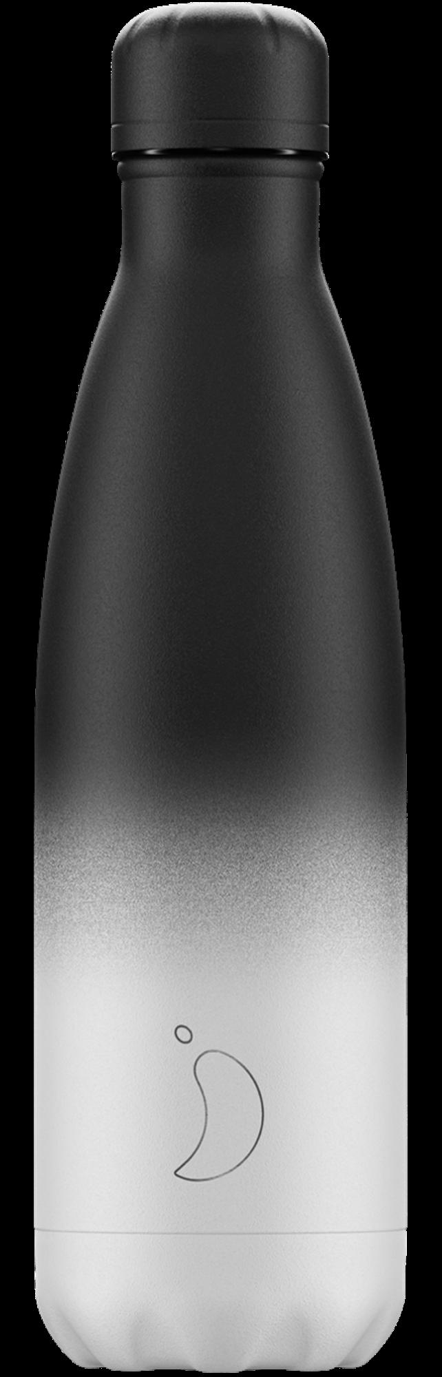 CHILLY'S BOTTLE 500ML - [GRADIENT) MONOCHROME