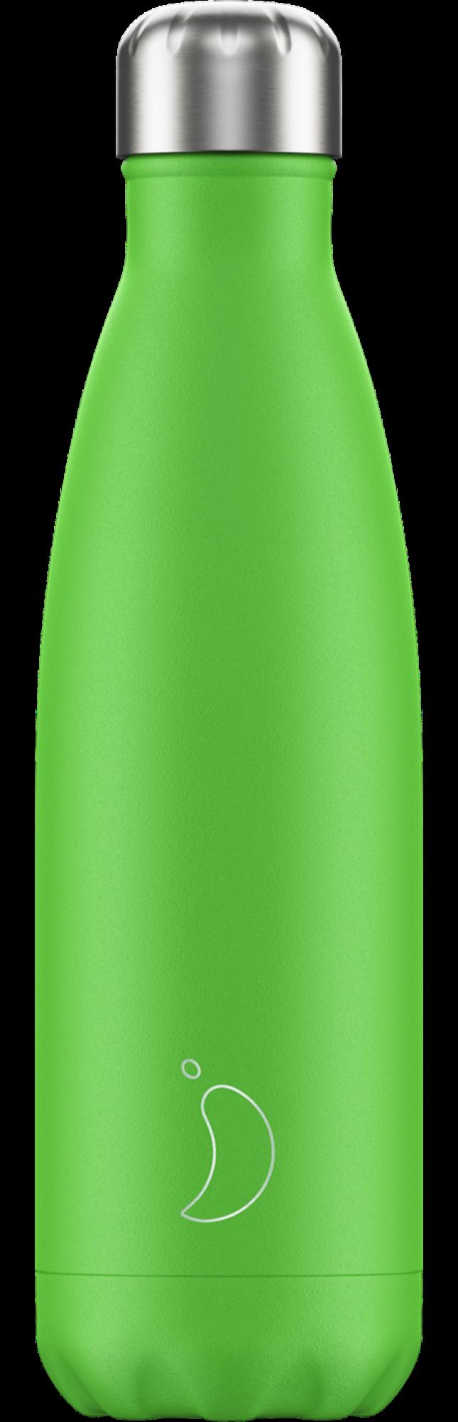 CHILLY'S BOTTLE 500ML - [NEON] GREEN