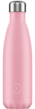 CHILLY'S BOTTLE 500ML - [PASTEL] PINK