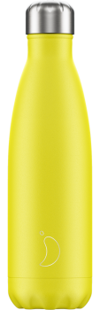 CHILLY'S BOTTLE 500ML - [NEON) YELLOW