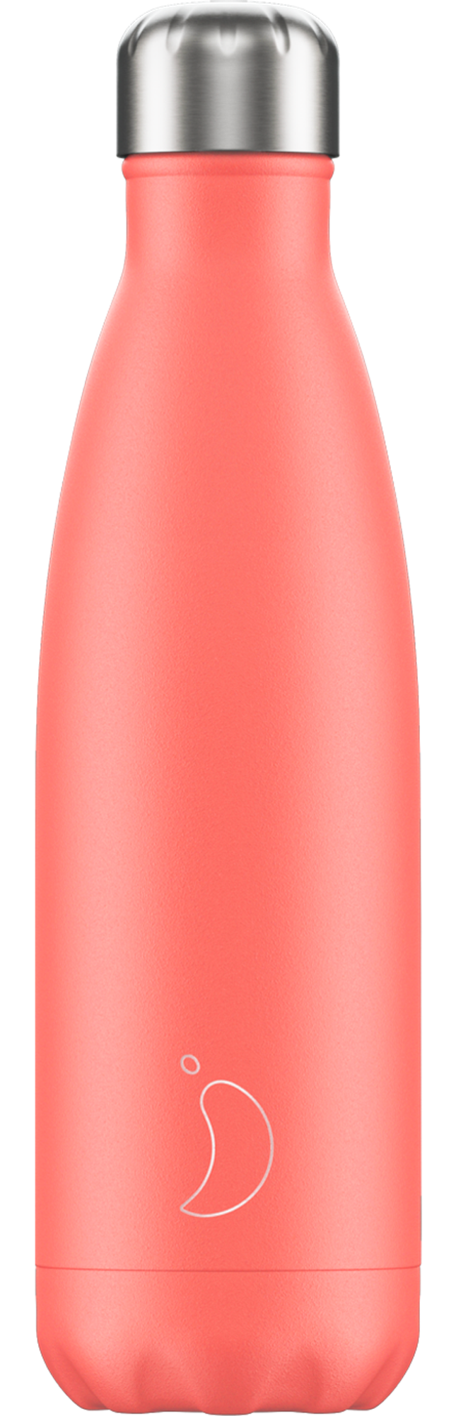 CHILLY'S BOTTLE 500ML - [PASTEL] CORAL