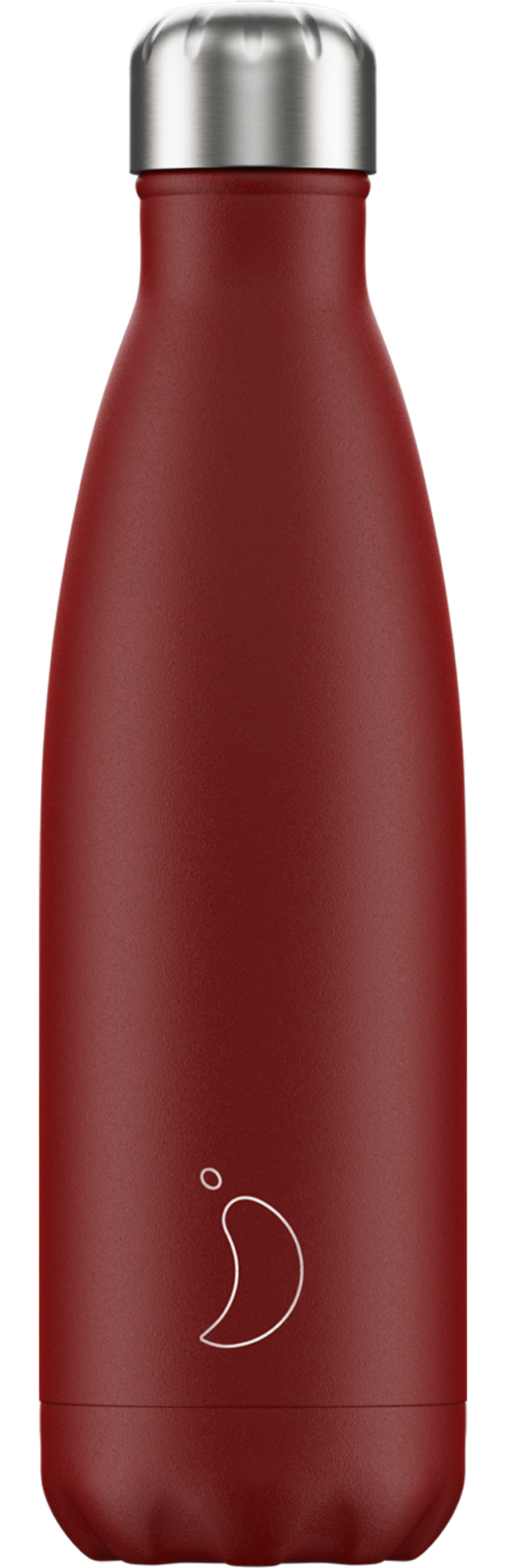 CHILLY'S BOTTLE 500ML - [MATTE] RED